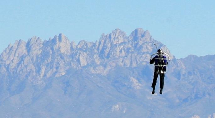 Will Martin Aircraft IPO Lead To Skies Filled With Jetpacks?