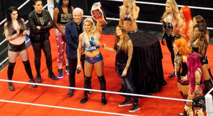 Booking The Territory: 4 Reasons Why BTIG Sees More Upside For WWE