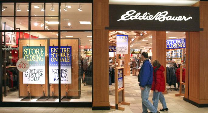 Jos. A. Bank To Purchase Eddie Bauer: The Drama Continues