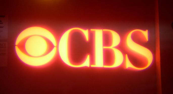 Production Machine: Analyst Feels Comfortable With CBS As Top Pick After Exec Dinner
