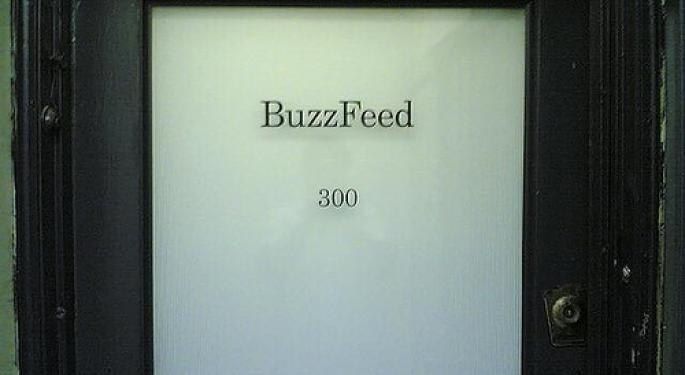 How BuzzFeed Yes, BuzzFeed Beats The Market