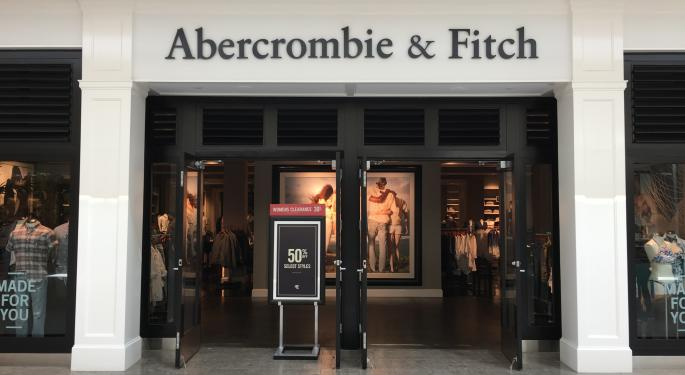 Is Abercrombie & Fitch Back In Fashion With The Street?
