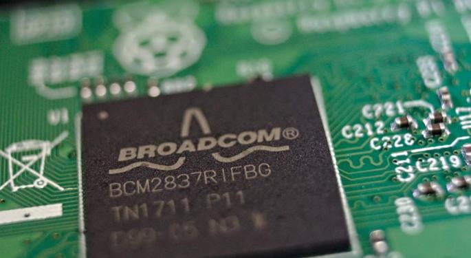 Broadcom Gets Another Downgrade From Goldman Sachs