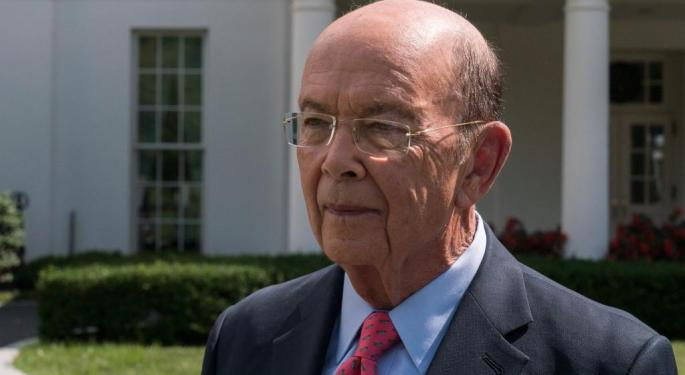 Wilbur Ross On Government Workers, The Shutdown And China Trade Deal