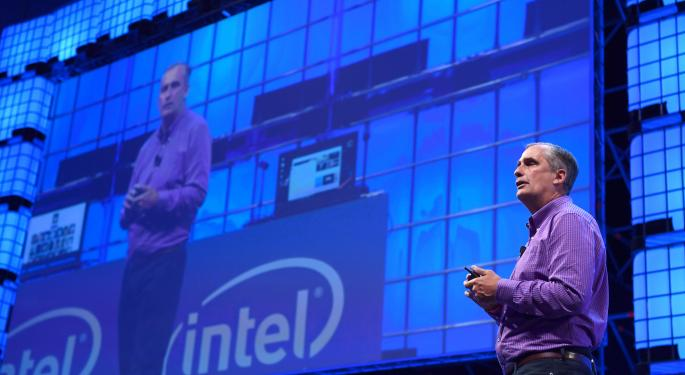 Intel CEO Resigns After Discovery Of Relationship With An Employee