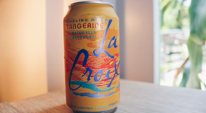 Analyst Shows Concerns With 'Impaired LaCroix Sales Growth' For National Beverage