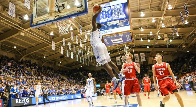 What Broken Shoe? Nike Shares Rally, Brand Named Most Valuable After Zion Williamson Incident