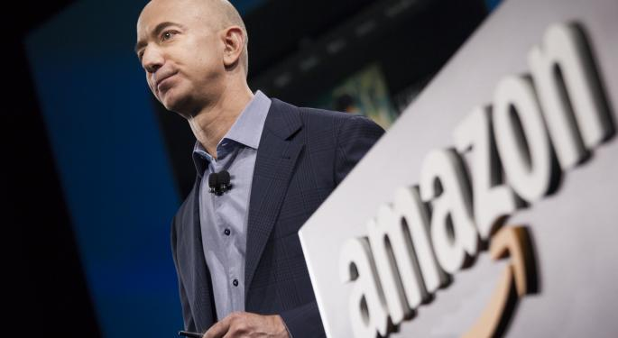 Can Amazon Rise To Google's Level?