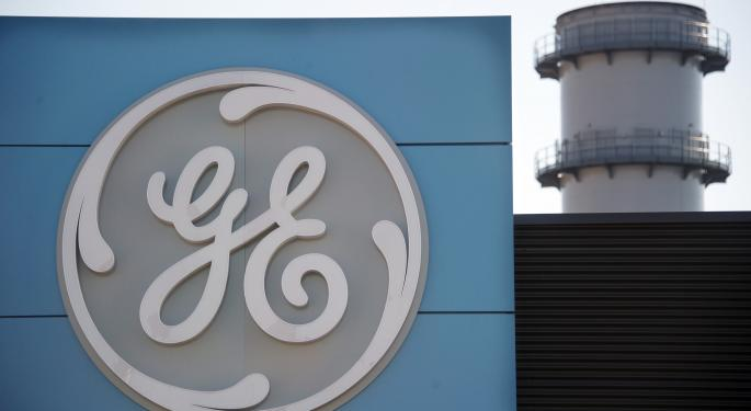 1 Chart This Pro Is Watching On General Electric