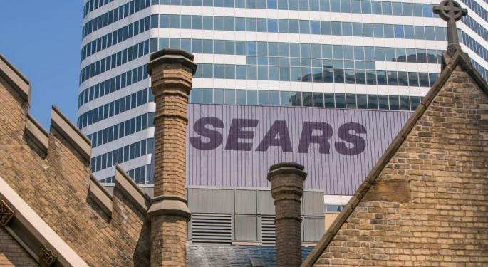 Why Sears' REIT Won't Save It From Competitors