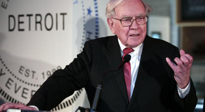 Warren Buffett's Annual Letter: What About Succession Plan?