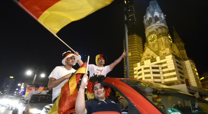 Overseas Automakers Scored Well With Consumers During World Cup