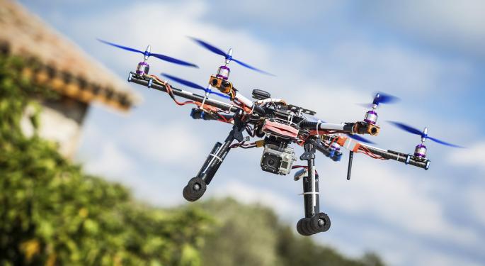 Google Vs. Amazon: The Drone Wars