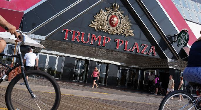 Who Benefits From The Bankruptcy Of Trump Entertainment Resorts?