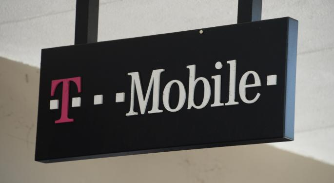 T-Mobile Is Credit Suisse's Telecom Pick For 2015