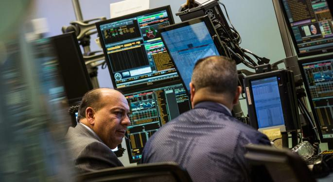 Markets Marginally Lower In Quiet Trading Session