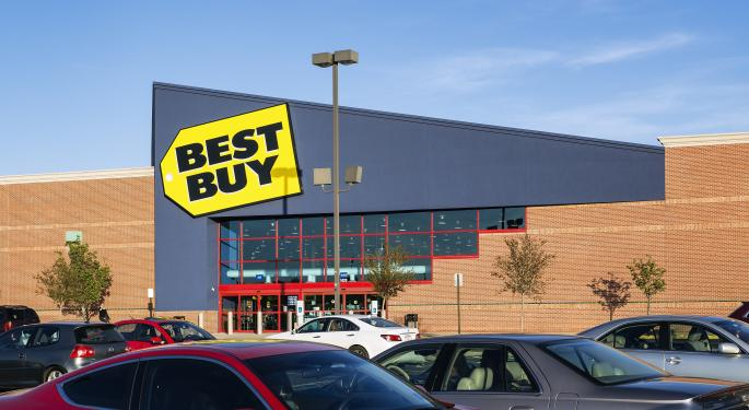 Why Best Buy Is A Classic 'Headline Risk'