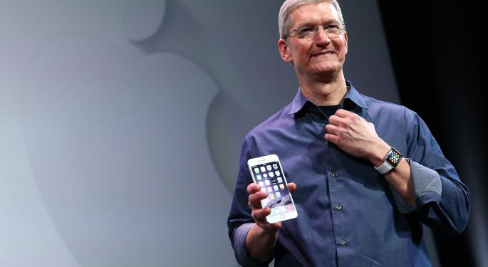 Apple Inc.'s Record-Breaking iPhone 6 Sales The Result Of 'Pent-Up Demand'