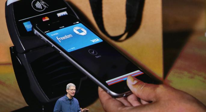 Apple Pay May Expand To The UK