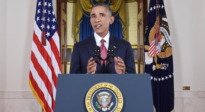 ETFs React To President Obama's Speech