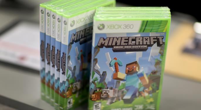5 Ways Microsoft Can Earn Billions Monetizing Minecraft
