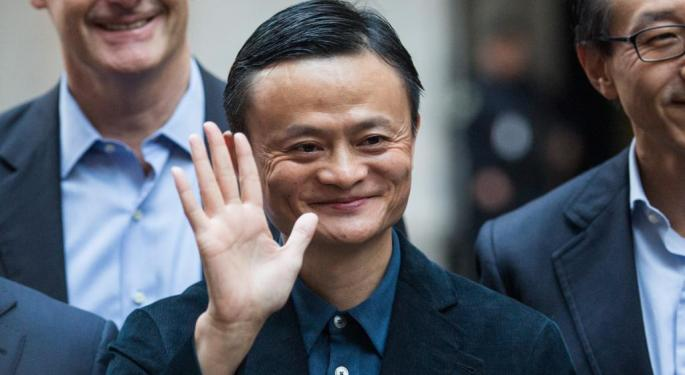 BNP Paribas: Alibaba Faces Near-Term Headwinds, 'Further Margin Decline,' But Is Still A Buy