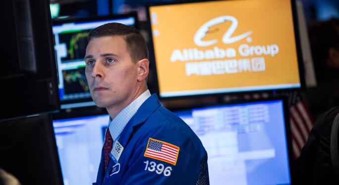 The $43 Billion Demand For Alibaba Bonds