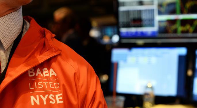 2 IPO ETFs Set To Add Alibaba Group Holding Ltd