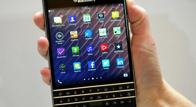 BlackBerry Oslo Reappears… But Will It Be For Sale In America?