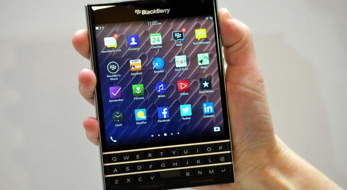 Why 1 Analyst Thinks BlackBerry Is In 'Reinvention Mode'