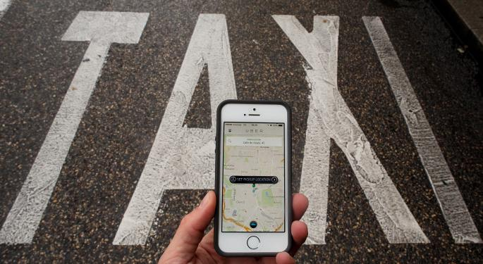 Can't Decide Between Uber Or Lyft? Up Hail Will Help You Out