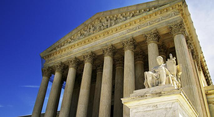 The Supreme Court Boosts Zix Corp.