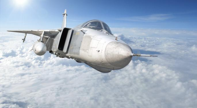 5 Top Defense Technology Developments in 2014