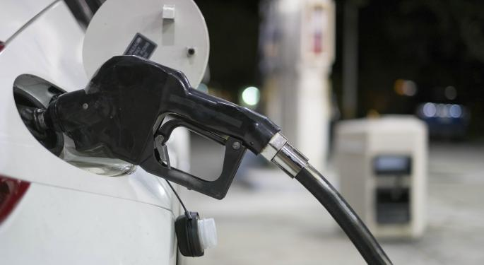 Falling Gas Prices Are 'The Gift That Keeps On Giving'