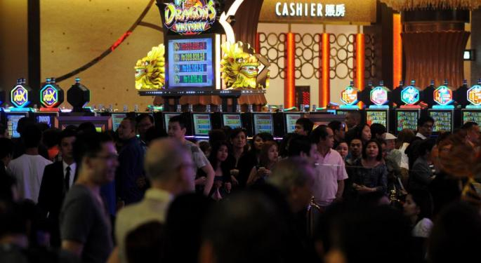 Macau's April Gaming Revenue Indicates Market Could Be Stabilizing