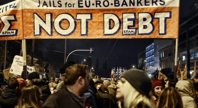 What's Better For The World: Bailout Or Grexit?