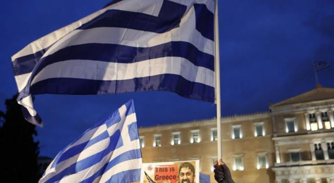 Anderson: 'A Greece Induced Rally? Really??'