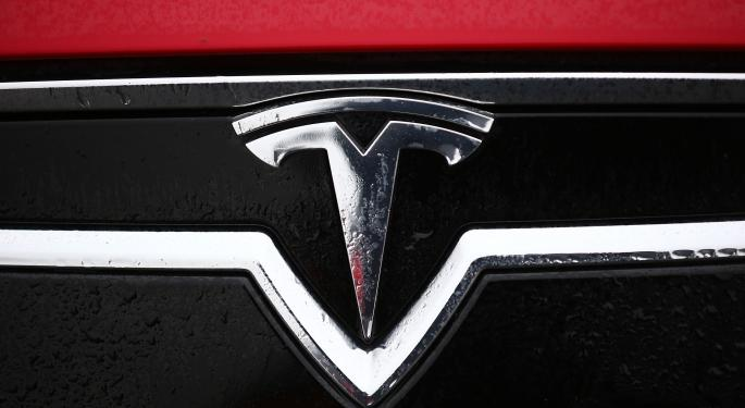 Chowdhry: How Tesla Stock Gets To $385