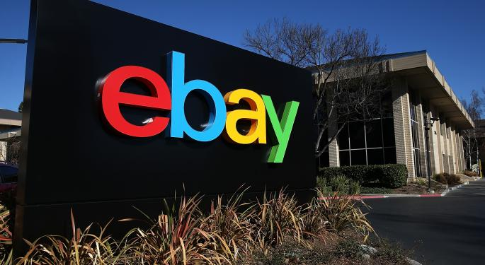 EBay Shares At A Fork In The Road
