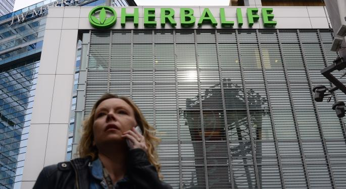 Herbalife Bull: 'A Very Cheap Stock' Ahead Of Q4 Results
