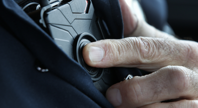 Police Officers Looking To Buy Their Own Body Cameras