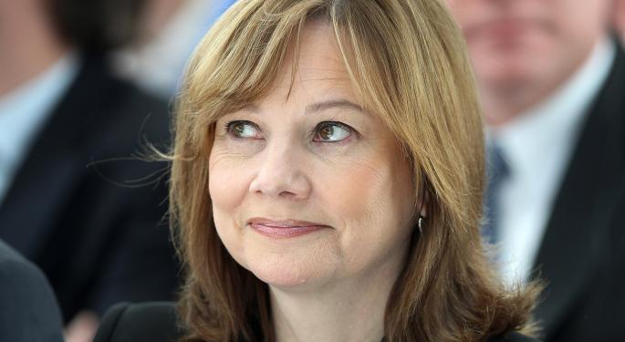 Mary Barra Stands Her Ground On Capitol Hill