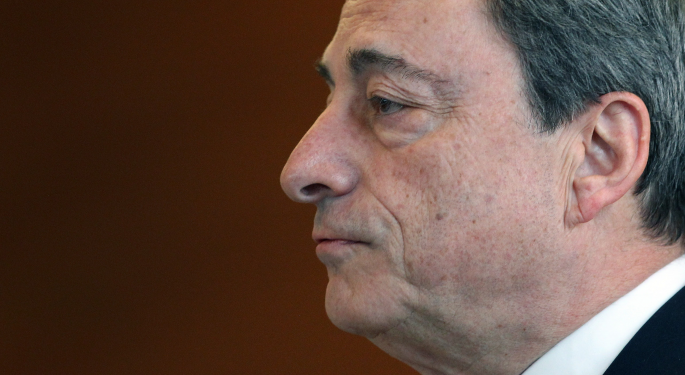 Mario Draghi Attacked At ECB Press Conference: What Happened?