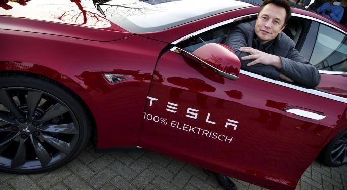 5 Analyst Theories On The Tesla Motors Inc 'D' Tweet