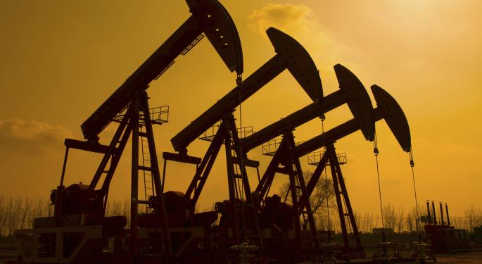 Brent Prices Lower On Market Oversupply