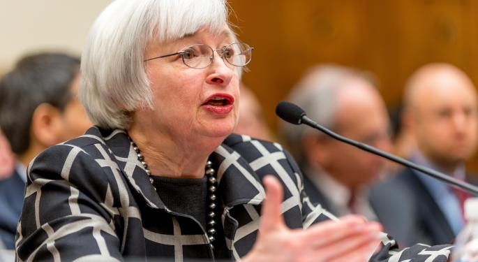 Janet Yellen Expresses Optimism, But Says Economy Is Not 'Close to Full Recovery'