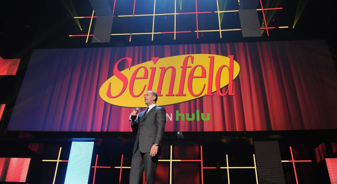 Hulu Grabs Exclusives to 'Seinfeld,' 'Walking Dead' Spinoff