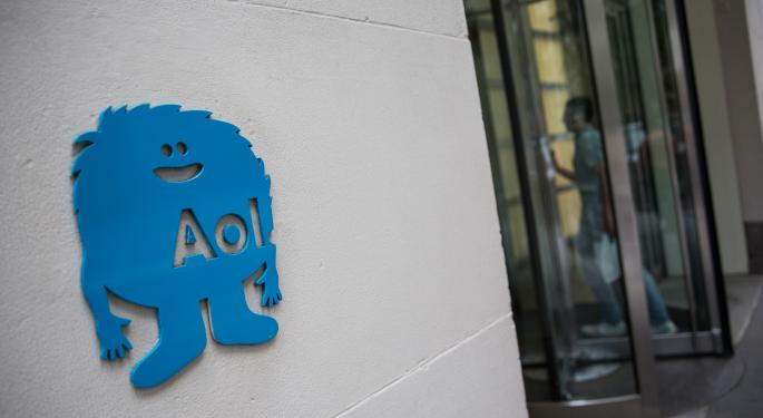 Street Reacts: AOL Unlikely To See Alternative Bidder