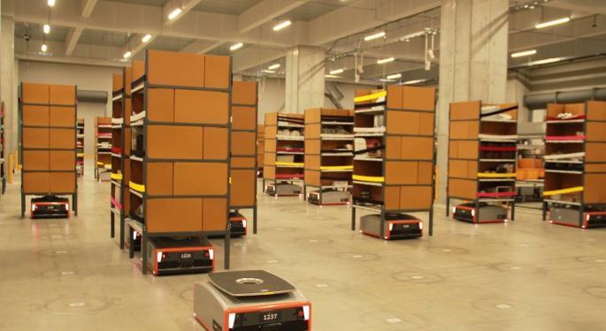 Amazon Confirms It Will Close Four Fulfillment Centers For Retrofitting