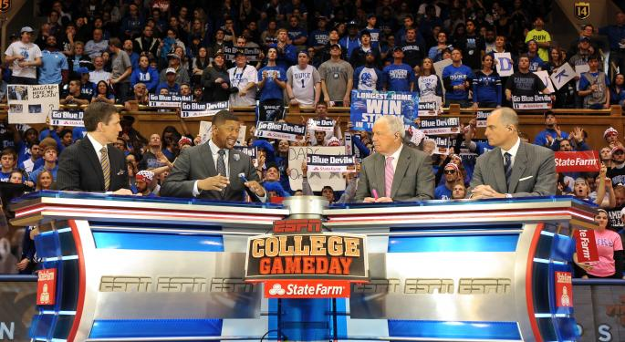 The Rise Of ESPN's 'College GameDay'